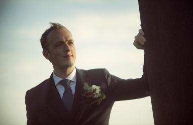 Fotografías de Boda: Jan, el Novio