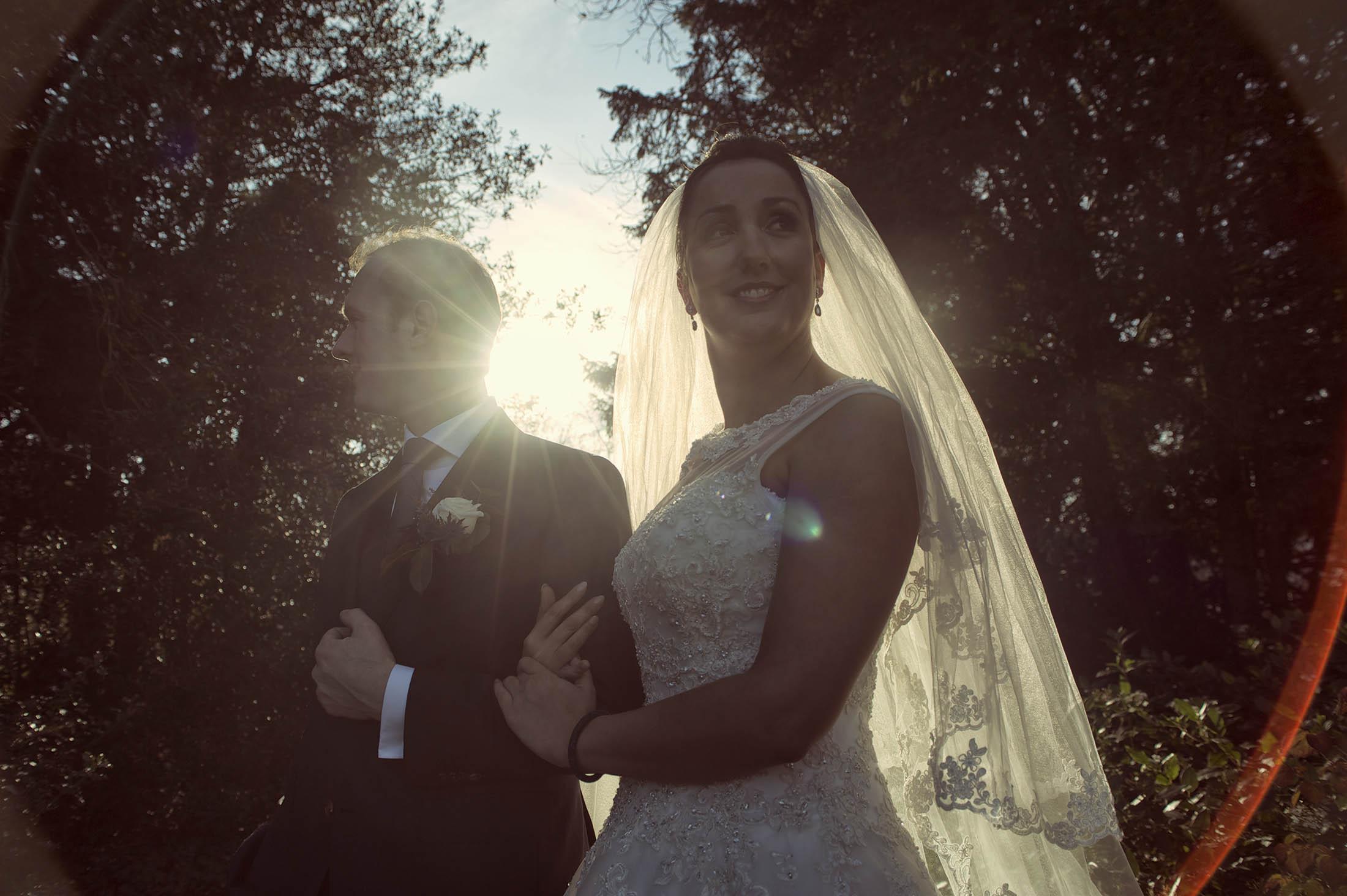 Fotos de Novios Recién Casados