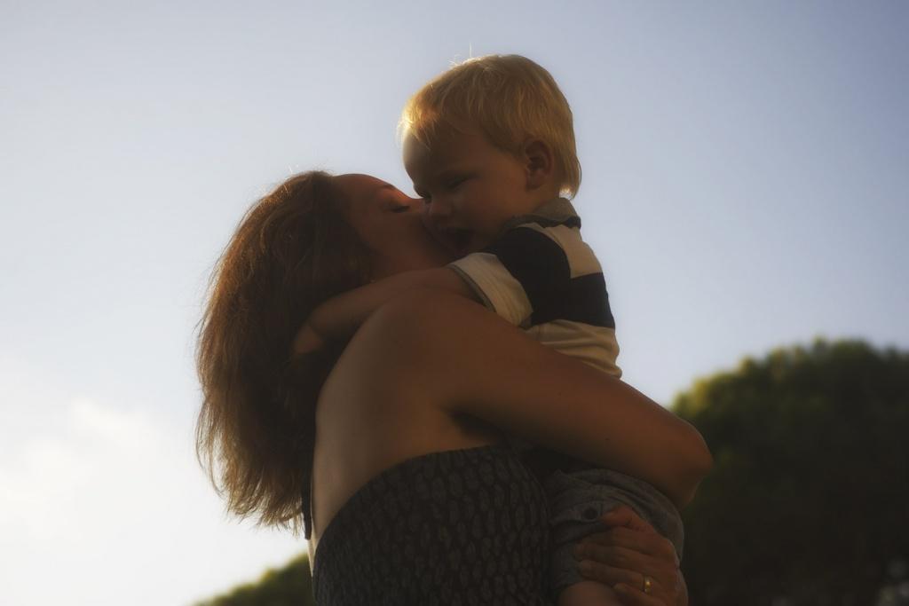 Reportaje Fotográfico en Cádiz con Bebé