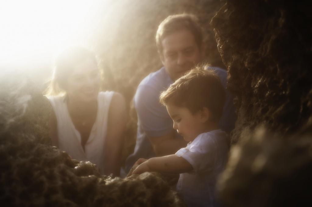 Reportajes Fotográficos de Familias en Cádiz