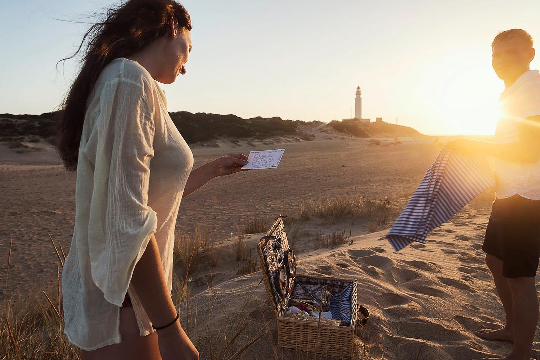Postboda Playa Cádiz