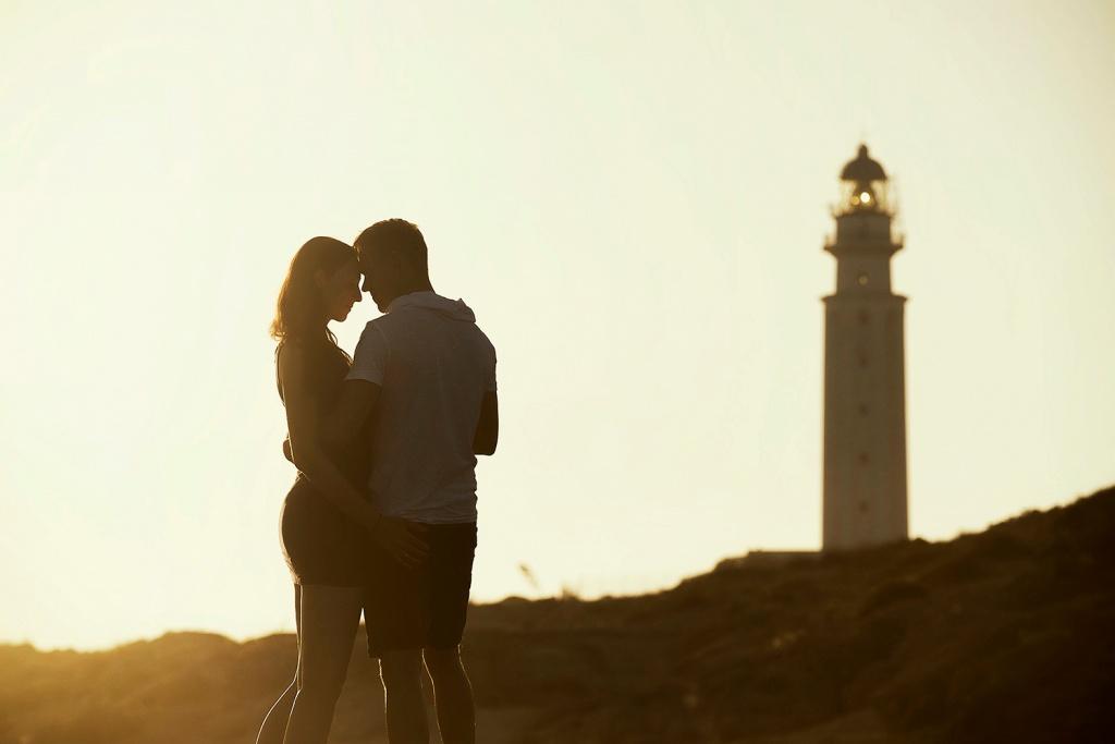Postboda Playa Trafalgar Cádiz