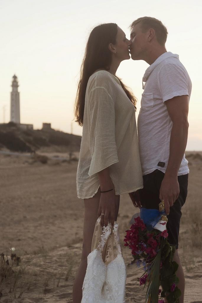 Reportaje Fotos Postboda Cádiz